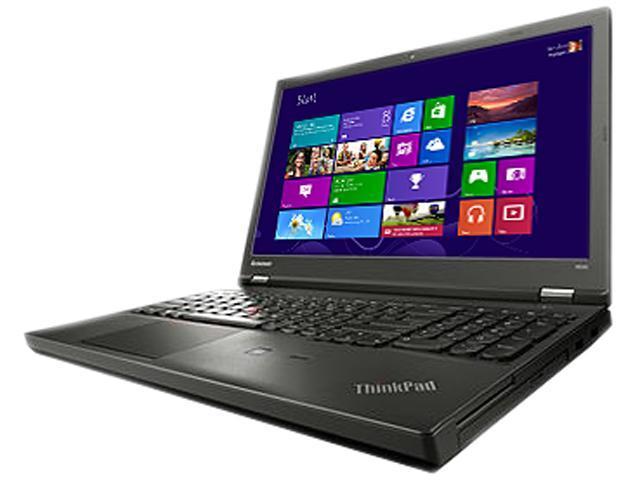ThinkPad W540 (20BG0016US) Mobile Workstation Intel Core i7 4800MQ (2.70 GHz) 8 GB Memory 256 GB SSD NVIDIA Quadro K2100M 15.6