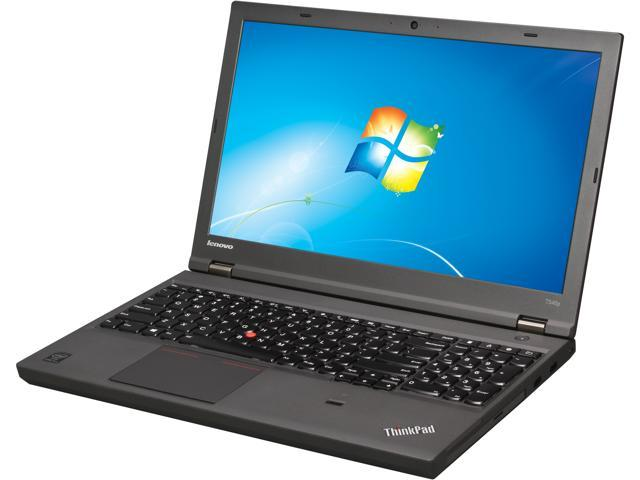 ThinkPad T Series T540p (20BE0085US) Notebook Intel Core i7 4600M (2.90GHz) 8GB Memory 240GB SSD NVIDIA GeForce GT 730M 15.6