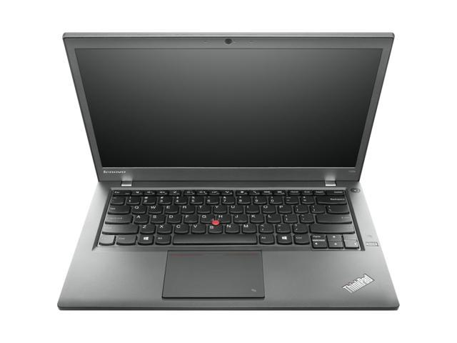 Lenovo ThinkPad T440s (20AQ004KUS) Notebook Intel Core i7 4600M (2.90GHz) 4GB Memory 128GB SSD Intel HD Graphics 4600 14.0