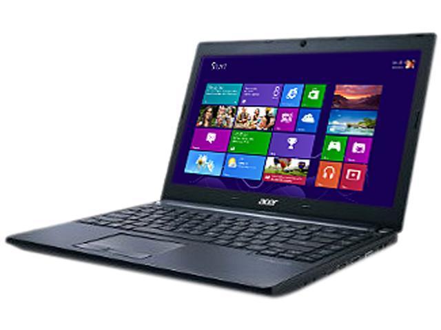 Acer TravelMate TMP633-M-6613 (NX.V7MAA.009) Notebook Intel Core i3 2348M (2.30GHz) 4GB Memory 500GB HDD Intel HD Graphics 3000 13.3