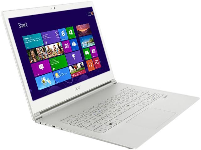 Acer Aspire S S7-391-9411 Intel Core i7 3537U (2.00GHz) 4GB Memory 256GB SSD 13.3