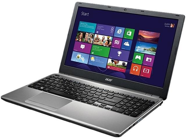 Acer TravelMate P2 TMP255-M-6426 Notebook Intel Core i3 4010U (1.7GHz) 4GB Memory 500GB HDD Intel HD Graphics 4400 15.6