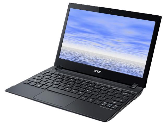 Acer TravelMate B TMB113-E-2812 Notebook Intel Celeron 1017U (1.60GHz) 4GB Memory 320GB HDD Intel HD Graphics 11.6