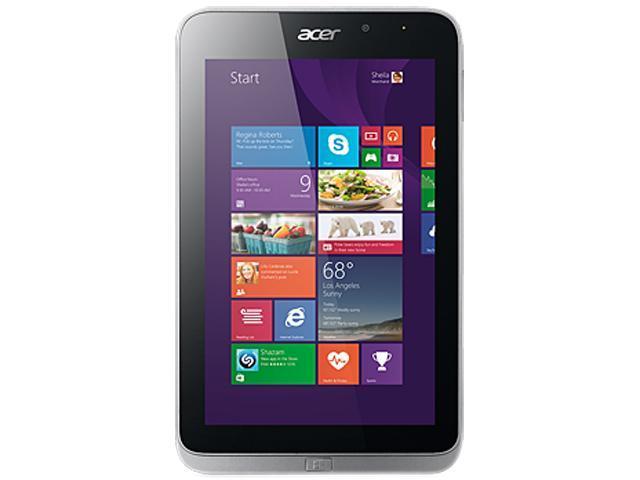 Acer ICONIA W4-820-Z3742G06aii 64 GB Net-tablet PC - 8