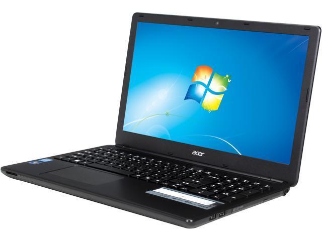 Acer Laptop Aspire E1-532-2616 Intel Celeron 2957U (1.40GHz) 4GB Memory 500GB HDD Intel HD Graphics 15.6