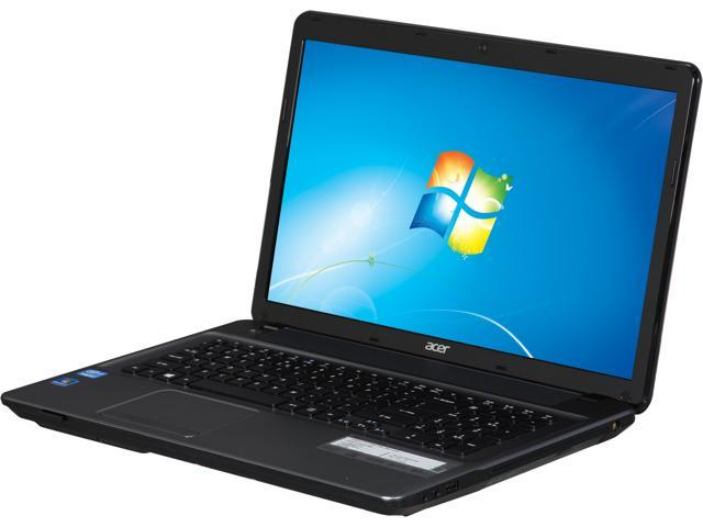 Acer Laptop Aspire E1-771-6458 Intel Core i3 3110M (2.40GHz) 6GB Memory 500GB HDD Intel HD Graphics 4000 17.3