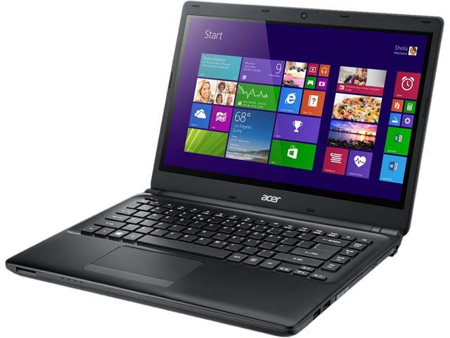 Acer Laptop TravelMate NX.V97AA.002 Intel Core i3 4010U (1.7GHz) 4GB Memory 500GB HDD Intel HD Graphics 4400 14.0