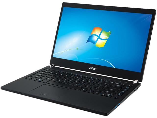 Acer TravelMate P TMP645-M-5609 Notebook Intel Core i5 4200U (1.60GHz) 8GB Memory 128GB SSD Intel HD Graphics 4400 14.0