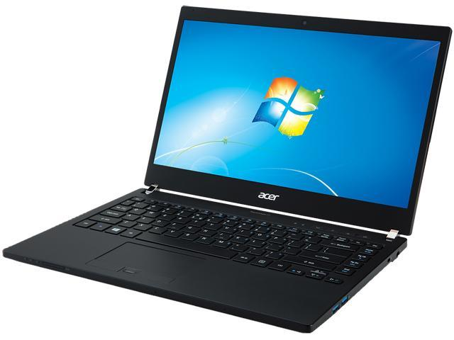 Acer TravelMate P TMP645-MG-5409 Notebook Intel Core i5 4200U (1.60GHz) 8GB Memory 128GB SSD AMD Radeon HD 8750M 14.0