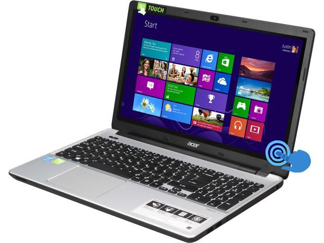 Acer V3-572PG-50X5 Notebook Intel Core i5 4210U (1.70GHz) 8GB Memory 1TB HDD NVIDIA GeForce GT 840M 15.6