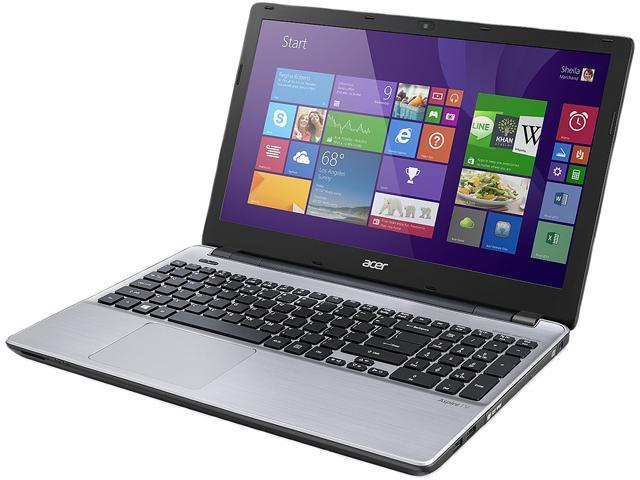 Acer Aspire V3-572G-70TA Notebook Intel Core i7 4510U (2.00GHz) 8GB DDR3L Memory 1TB HDD NVIDIA GeForce GT 840M 15.6