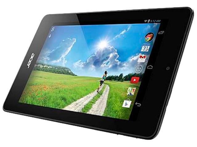 Acer Iconia One 7 B1-730-18YX Intel Atom 1GB LPDDR2 Memory 8GB 7.0