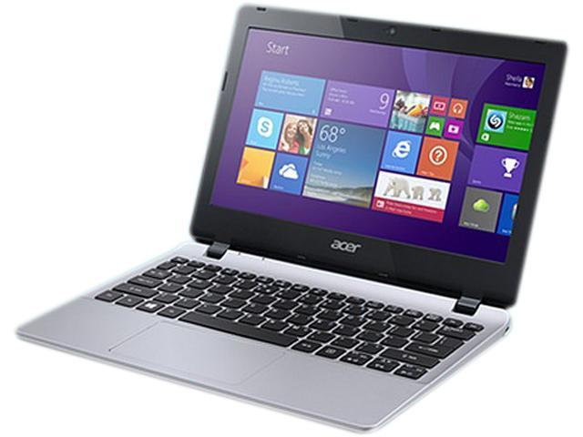 Acer Aspire E3-111-C0QT Notebook Intel Celeron N2940 4GB Memory 500GB HDD Intel HD Graphics 11.6