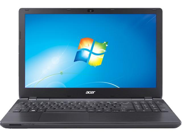 Acer Laptop Aspire E E5-571-38KJ Intel Core i3 4005U (1.7GHz) 4GB Memory 500GB HDD Intel HD Graphics 4400 15.6