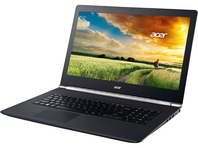 Acer Aspire Nitro Black Edition VN7-791G-77JJ Notebook Intel Core i7 4710HQ (2.50GHz) 16 GB DDR3L Memory 1TB HDD 256GB SSD NVIDIA GeForce GTX ...
