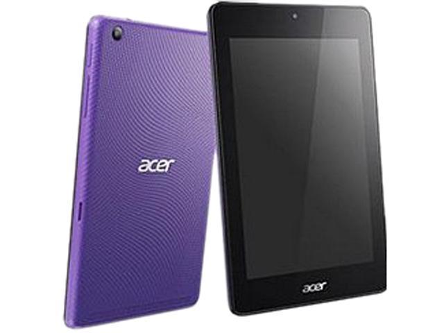 Acer Iconia Tab B1-730HD-11TP Intel Atom 1GB Memory 8GB 7.0