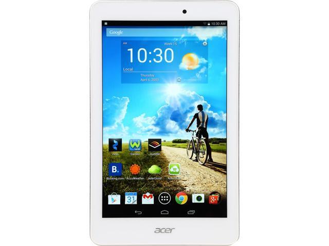 Acer Iconia Tab A1-840FHD-197C Intel Atom 2GB LPDDR3 Memory 16GB 8.0