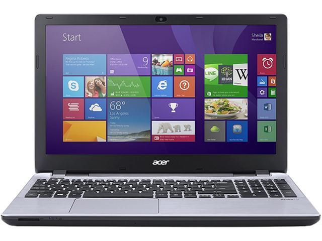 Acer Laptop Aspire V3-572G-76EM Intel Core i7 5500U (2.40GHz) 8GB Memory 1TB HDD FHD NVIDIA GeForce GT 840M 15.6