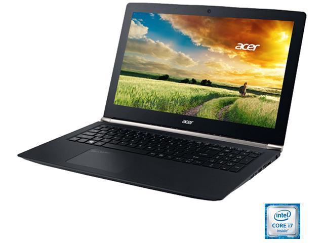 Acer Aspire V Nitro VN7-592G-77LB Gaming Laptop Intel Core i7 6700HQ (2.60 GHz) 16 GB Memory 1 TB HDD 256 GB SSD NVIDIA GeForce GTX 960M 4 GB GDDR5 15.6