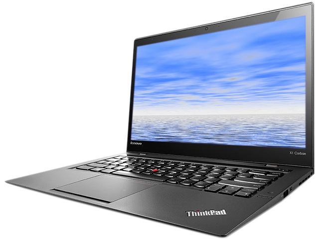 Lenovo ThinkPad X1 Carbon Ultrabook (2nd Generation) 20A7002JUS 14