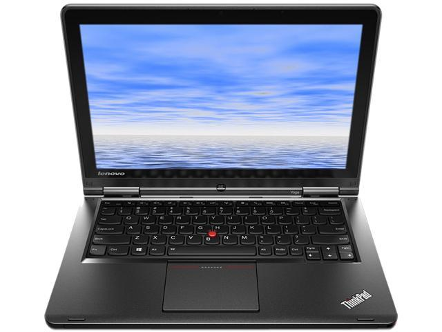 Lenovo ThinkPad 20CD00BYUS Ultrabook/Tablet - 12.5