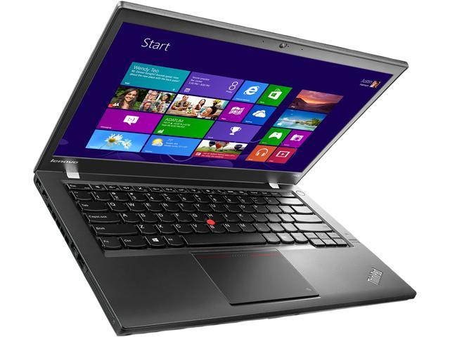 ThinkPad T Series T440s (20AQ008FUS) Intel Core i5 4300U (1.90GHz) 8GB Memory 180GB SSD 14