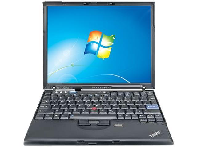 ThinkPad Intel Core 2 Duo 4GB Memory 160GB HDD 12.1