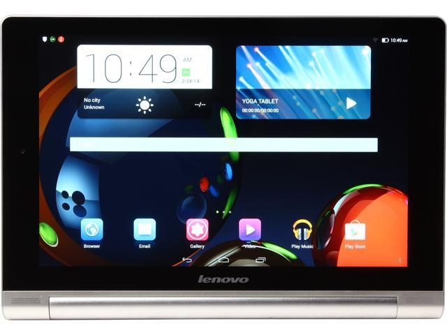 "Lenovo Yoga Tablet 10 HD+ 16 GB 10.1"" Tablet"