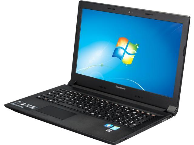 Lenovo Laptop B50-70 (59422999) Intel Core i3 4030U (1.90GHz) 4GB Memory 500GB HDD Intel HD Graphics 4400 15.6