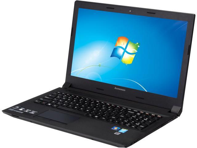 Lenovo B50-70 (59422966) Notebook Intel Core i5 4210U (1.70GHz) 6GB Memory 500GB HDD Intel HD Graphics 4400 15.6
