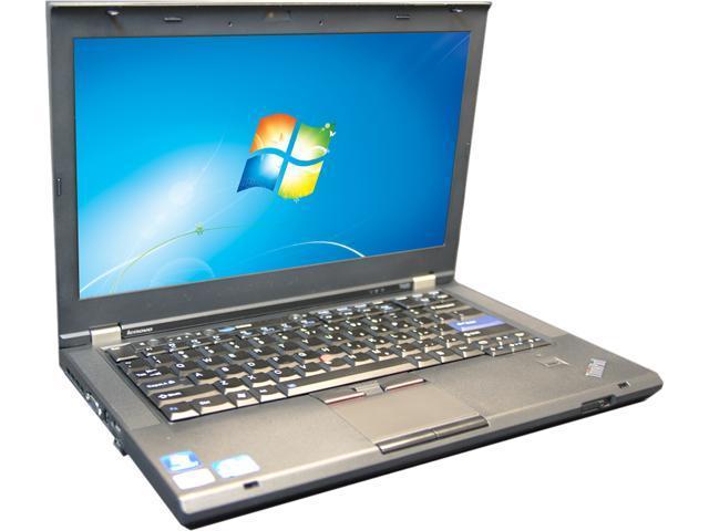 ThinkPad Laptop T420 Intel Core i5 2.50 GHz 4GB Memory 320GB HDD Intel HD Graphics 3000 14.0