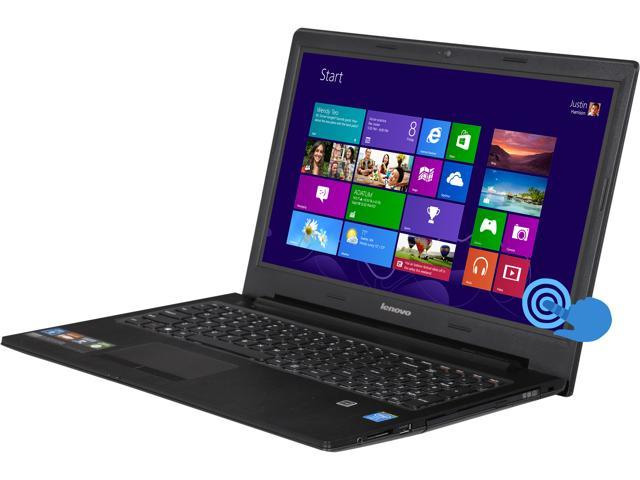 Lenovo G510S 15.6 TouchScreen Notebook with Intel Core i5-4200M 2.50Ghz (3.10Ghz Turbo), 8GB DDR3, 1TB HDD, DVDRW, 720P HD Webcam, Dolby Advanced ...