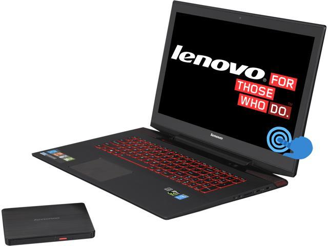 Lenovo Y70 Touch (80DU0034US) Gaming Laptop Intel Core i7 4710HQ (2.50GHz) 16GB Memory 256GB SSD NVIDIA GeForce GTX 860M 2 GB GDDR5 17.3