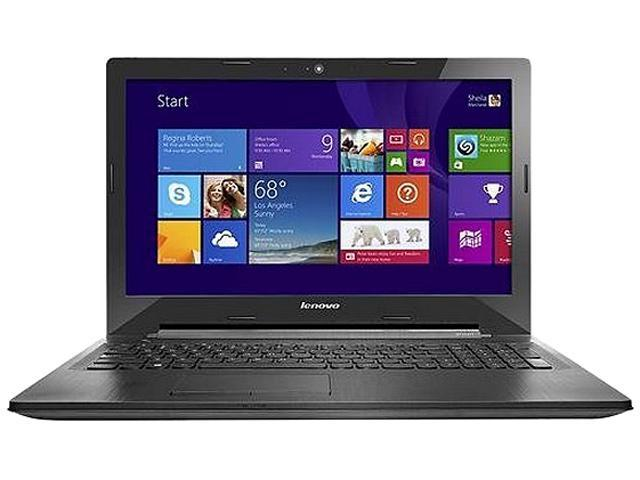 Lenovo G50-45 (80E3007FUS) Notebook AMD A-Series A6-6310 (1.80GHz) 4GB Memory 1TB HDD AMD Radeon R4 Series 15.6