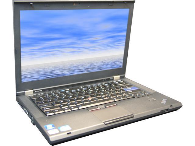 Lenovo T420 NotebookIntel Core i5 2.50 GHz 4GB Memory 500GB HDD 14.0