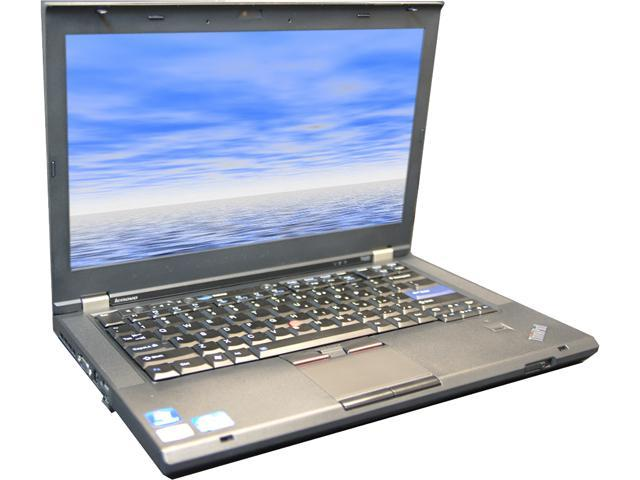 Lenovo T420 NotebookIntel Core i5 2.50 GHz 4GB Memory 750GB HDD 14.0