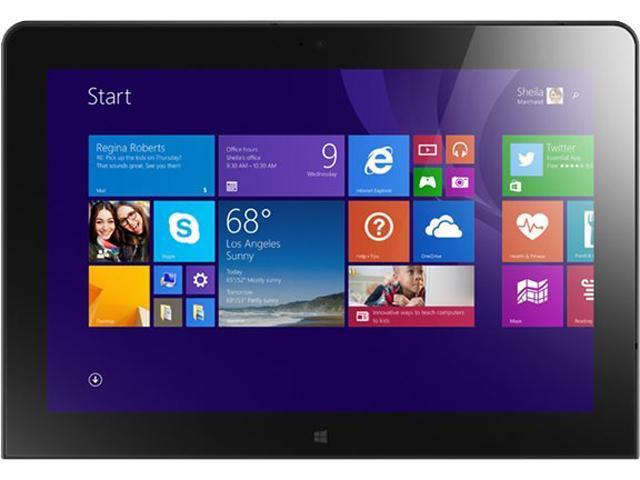 Lenovo ThinkPad Tablet 10 20C10032US 64 GB Net-tablet PC - 10.1