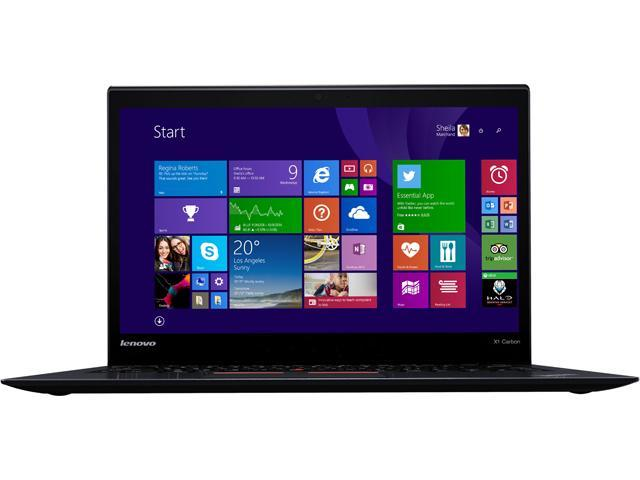 Lenovo ThinkPad X1 Carbon 20BS003EUS 14