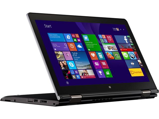 Lenovo ThinkPad Yoga 15 20DQ001KUS 2in1 Laptop 15.6