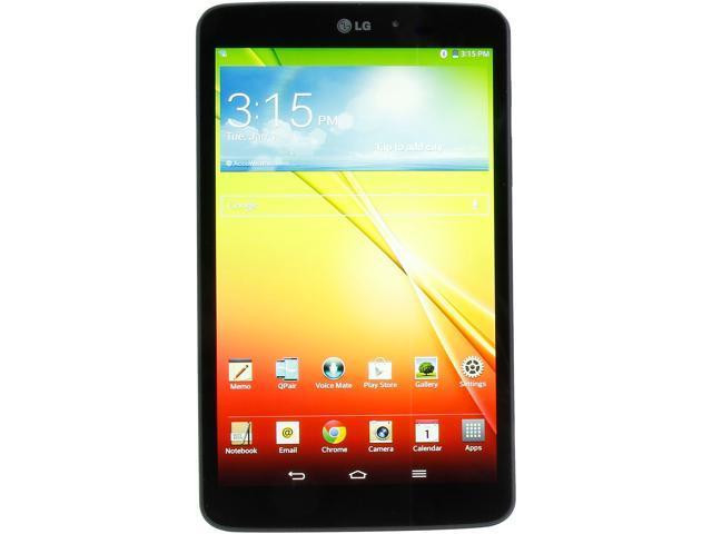 LG G Pad 8.3 Tablet - Quad-Core 2GB RAM 16GB Flash 8.3