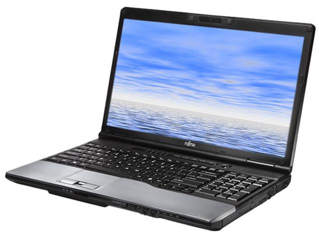 Fujitsu LifeBook E752 (SPFC-E752-005) Notebook Intel Core i5 3230M (2.60GHz) 4GB Memory 500GB HDD Intel HD Graphics 4000 15.6