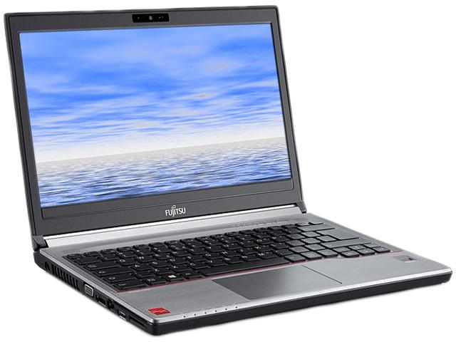 Fujitsu LifeBook SPFC-E734-001 Notebook Intel Core i5 4200M (2.5GHz) 4GB Memory 500GB HDD 8GB Cache SSD Intel HD Graphics 4600 13.3
