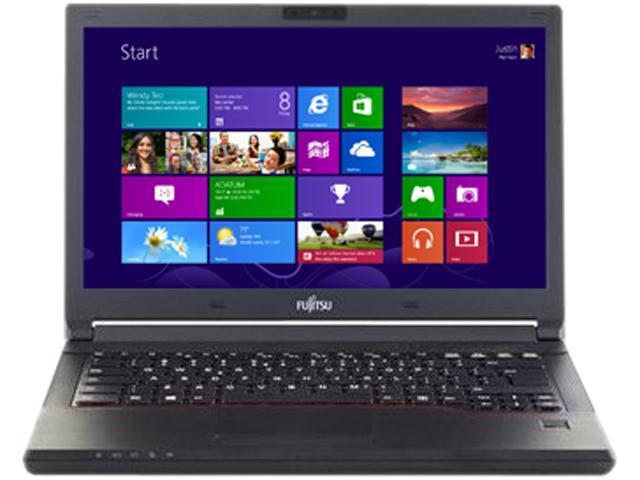 Fujitsu LifeBook SPFC-E544-001 Home Audio Intel Core i5 4210M (2.6GHz) 4GB Memory 500GB HDD 8GB SSD Intel HD Graphics 4600 14.0