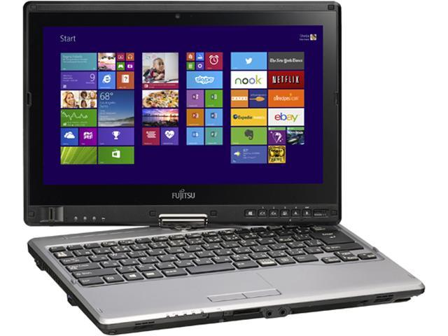 Fujitsu LifeBook Intel Core i3 4GB Memory 320GB HDD 12.5