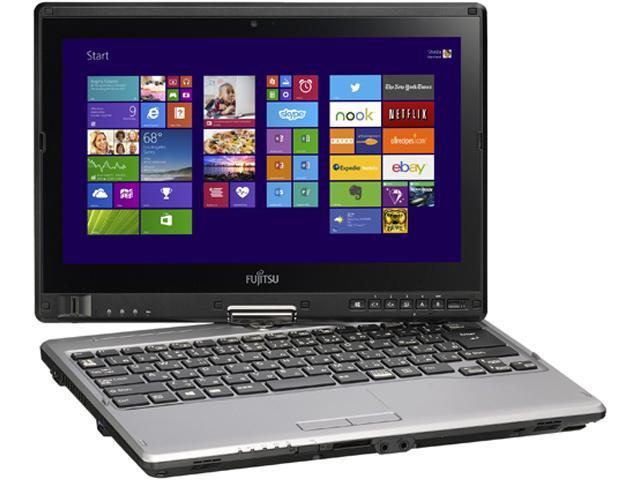 Fujitsu LifeBook Intel Core i5 8GB Memory 500GB HDD 12.5