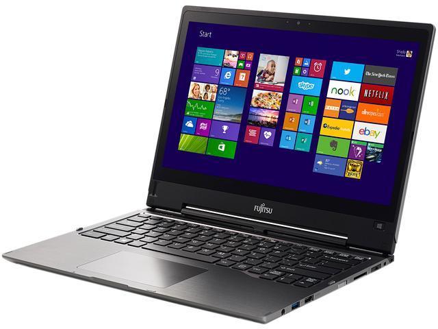 Fujitsu LifeBook Intel Core i5 8GB Memory 500GB HDD 13.3