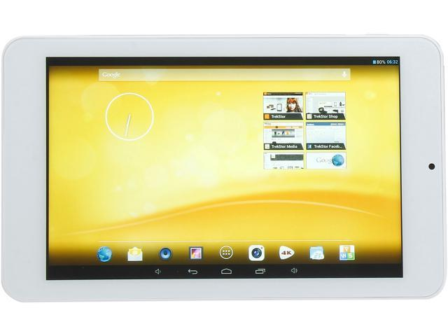 Trekstor Xiron 7 Android Tablet - Quad Core 1GB RAM 8GB Flash IPS 7
