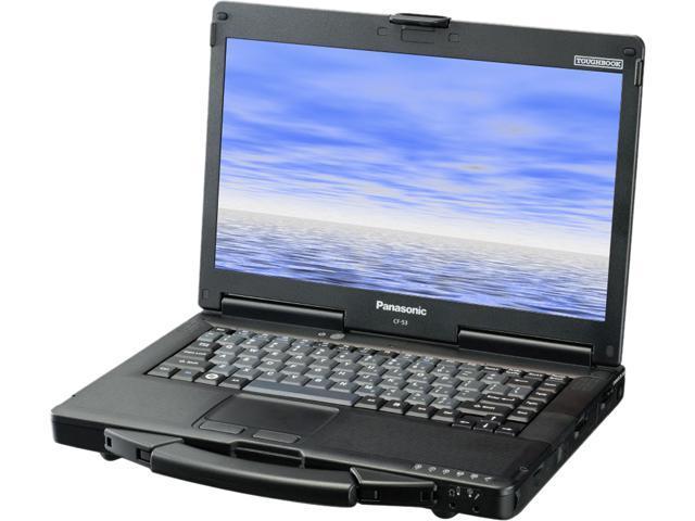 Panasonic Toughbook 53 CF-532CLZACM 14