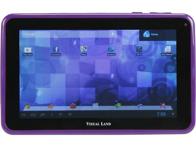 Visual Land Prestige 7D 1GB Memory 8GB Dual Core 7.0