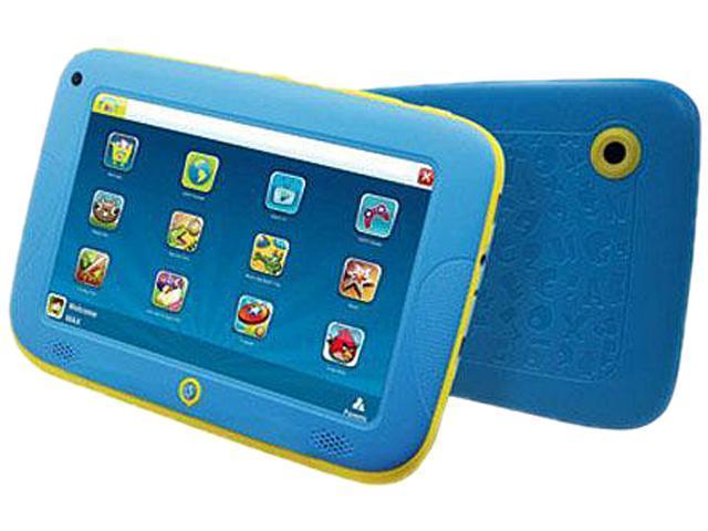 Computer King Muffin Kinder 7 Blue ARM Cortex-A9 1GB DDR3 Memory 8GB Flash 7.0